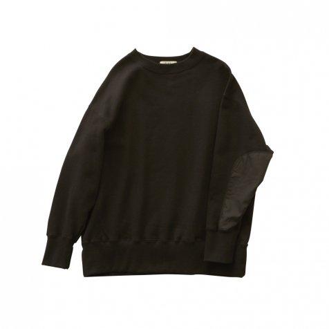 【追加販売】big sweat shirts -adult- black