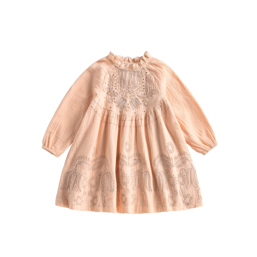 【30%OFF】Dress Suenna Blush img