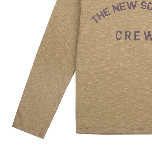 【30%OFF】THE NEW SOCIETY CREW TEE Kahki img2