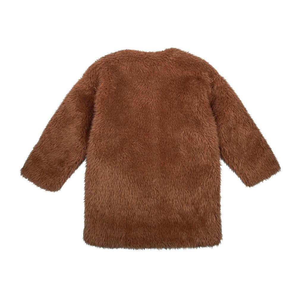 FUR COAT Caramel img4