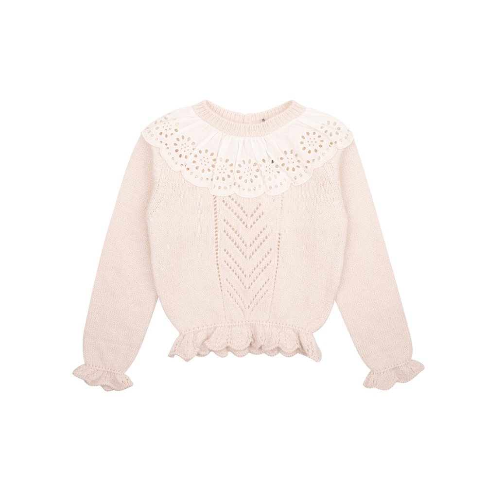 GARANCE SWEATER natural img1