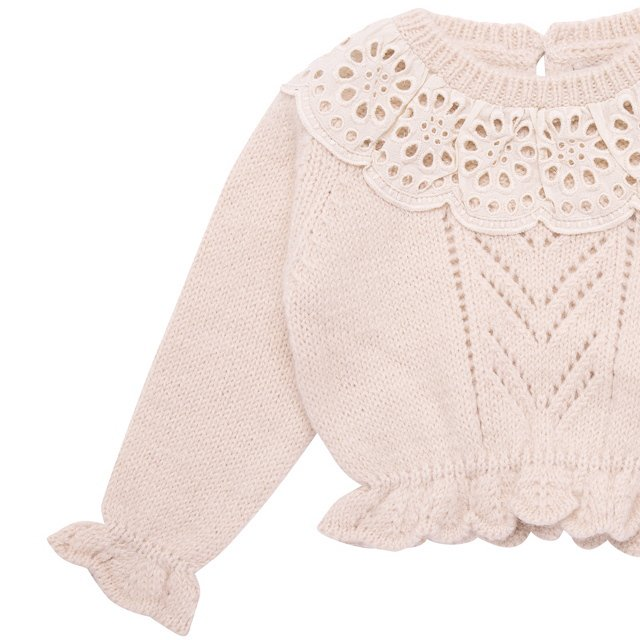 GARANCE SWEATER natural img2