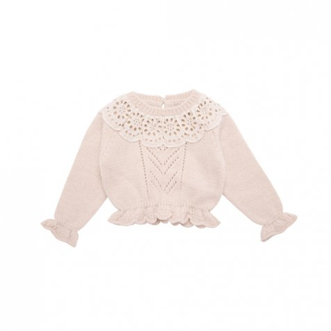 【20%OFF】GARANCE SWEATER natural