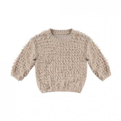 【20%OFF】slouchy pullover sweater oat