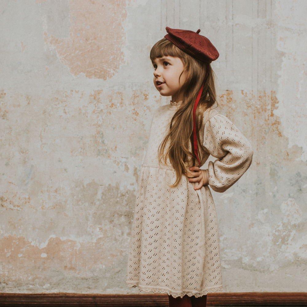 Olivia dress natural img