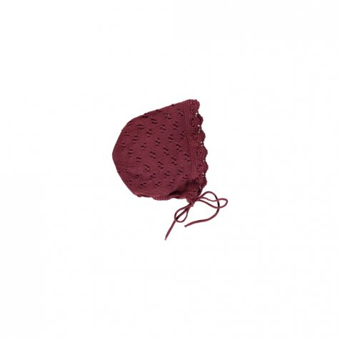 Anne bonnet burgundy