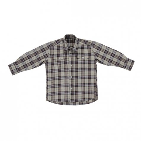 【20%OFF】Nuno shirt checked