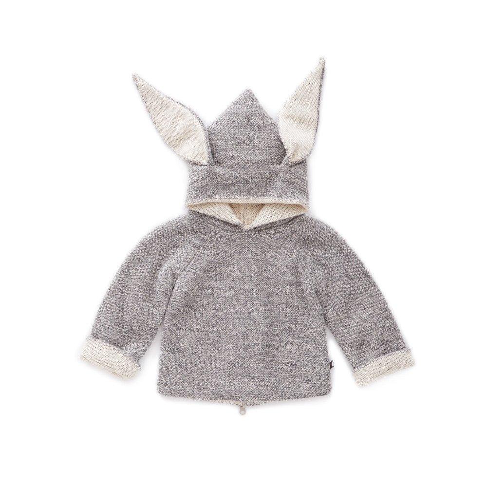 bunny hoodie grey mulinex img1