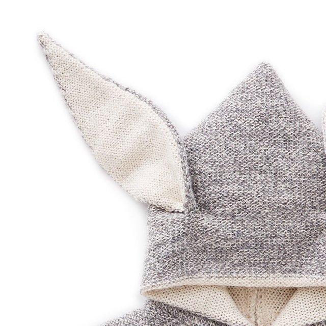 bunny hoodie grey mulinex img2