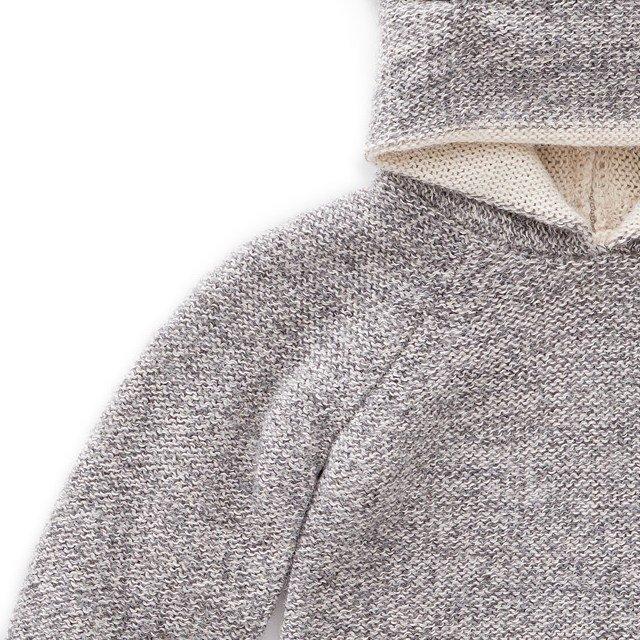 bunny hoodie grey mulinex img3
