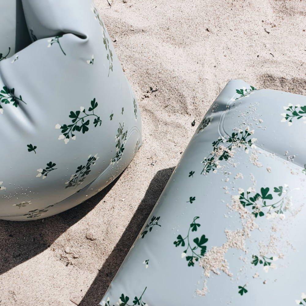 アームリング/腕浮き輪 Inflatable Armbands Clover Green img5