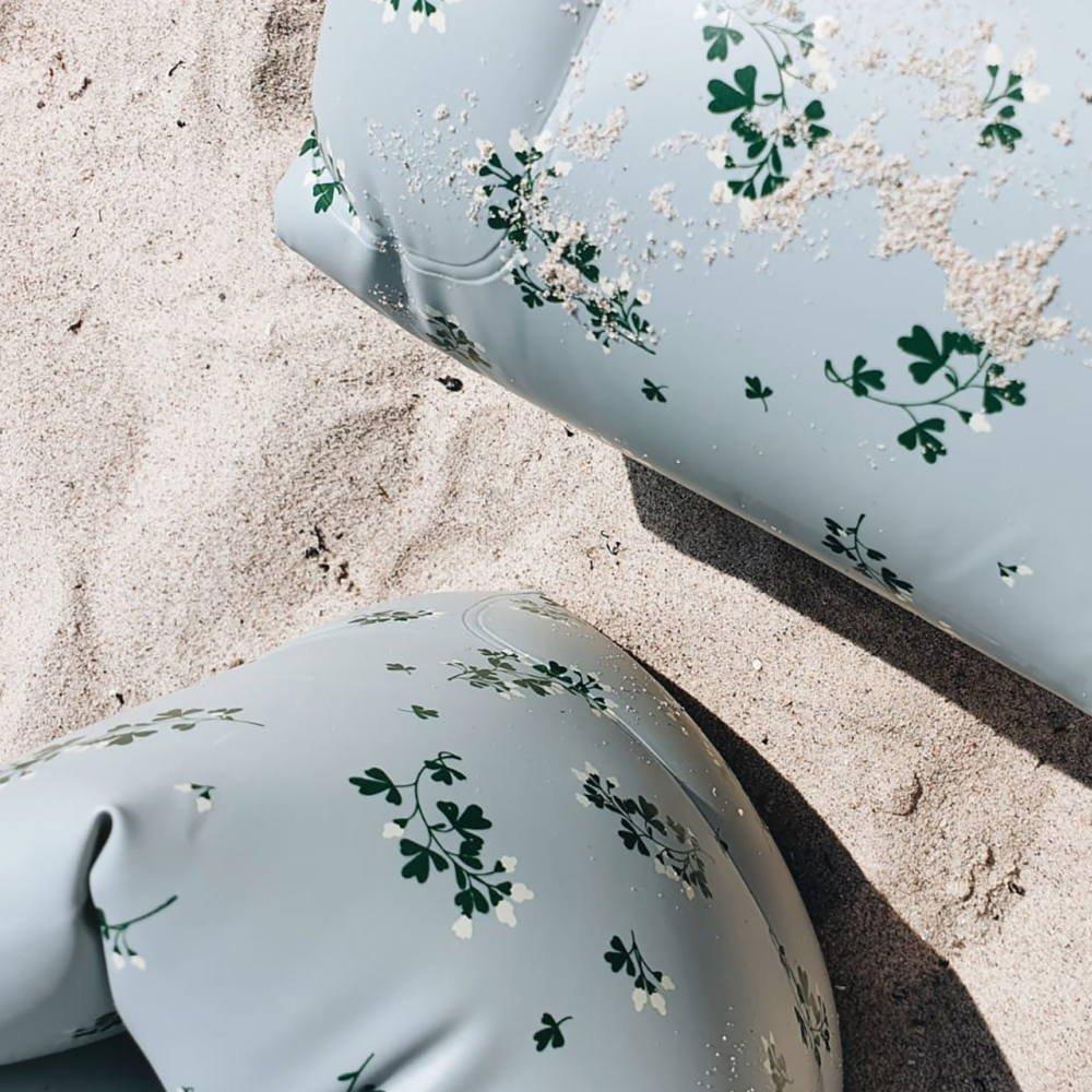 アームリング/腕浮き輪 Inflatable Armbands Clover Green img6