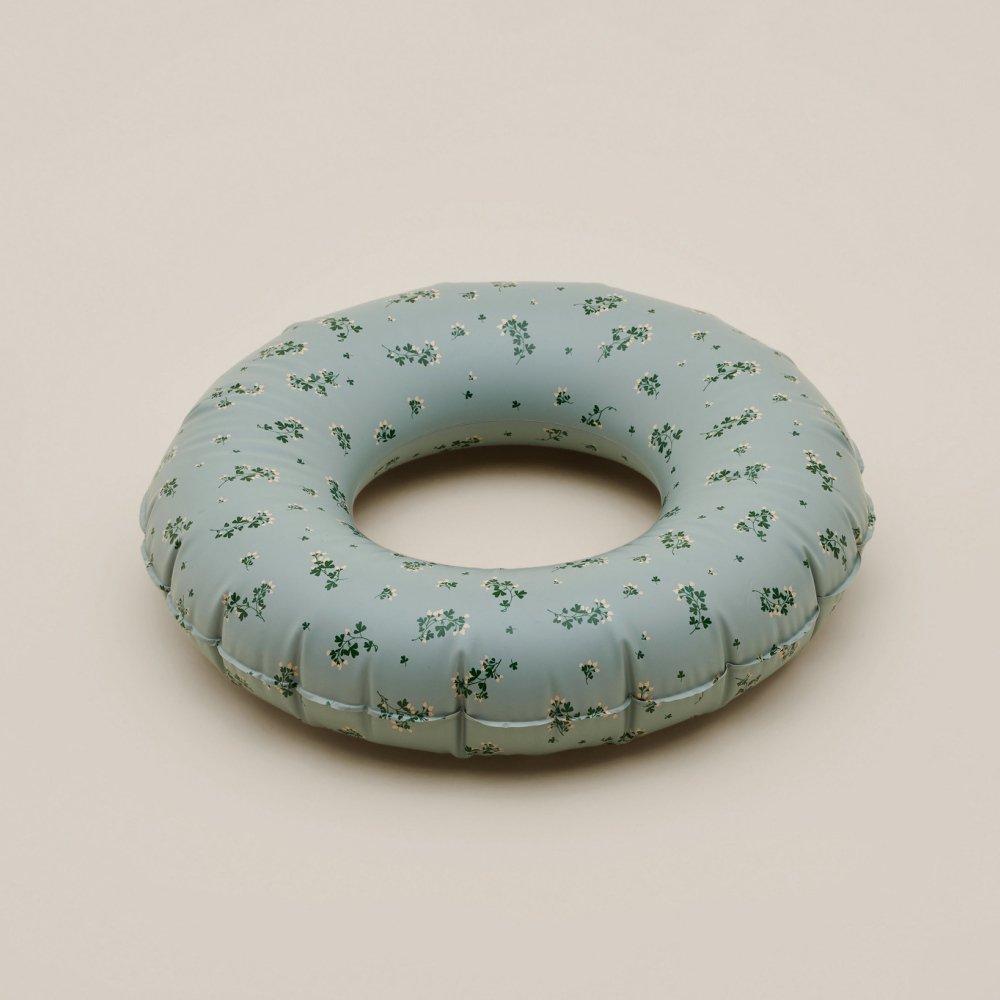 浮き輪 Swim Ring Small Clover Green img1