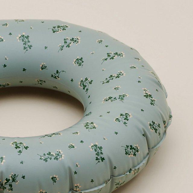 浮き輪 Swim Ring Small Clover Green img3