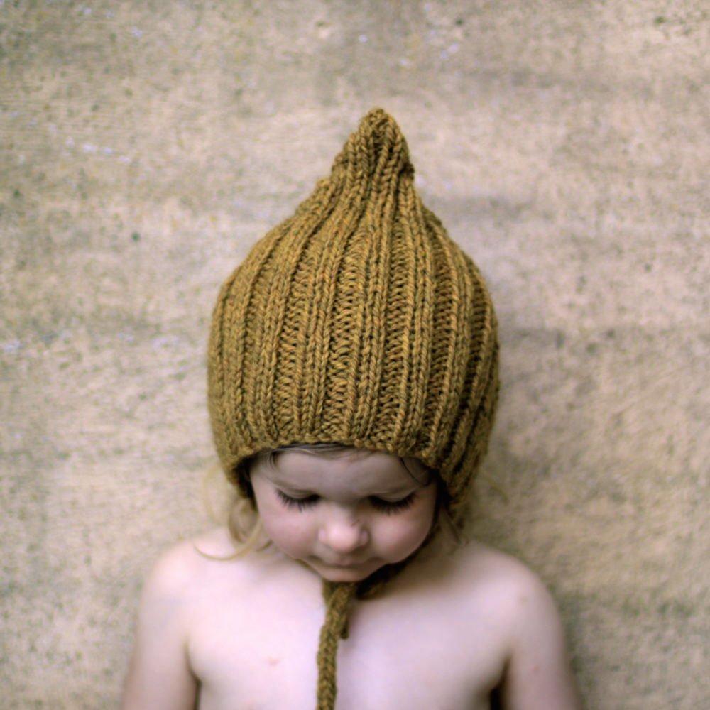 Chubby Pixie hat Straw img1