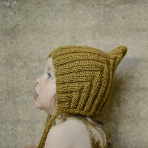 【9月24日23時販売開始】Chubby Pixie hat Straw