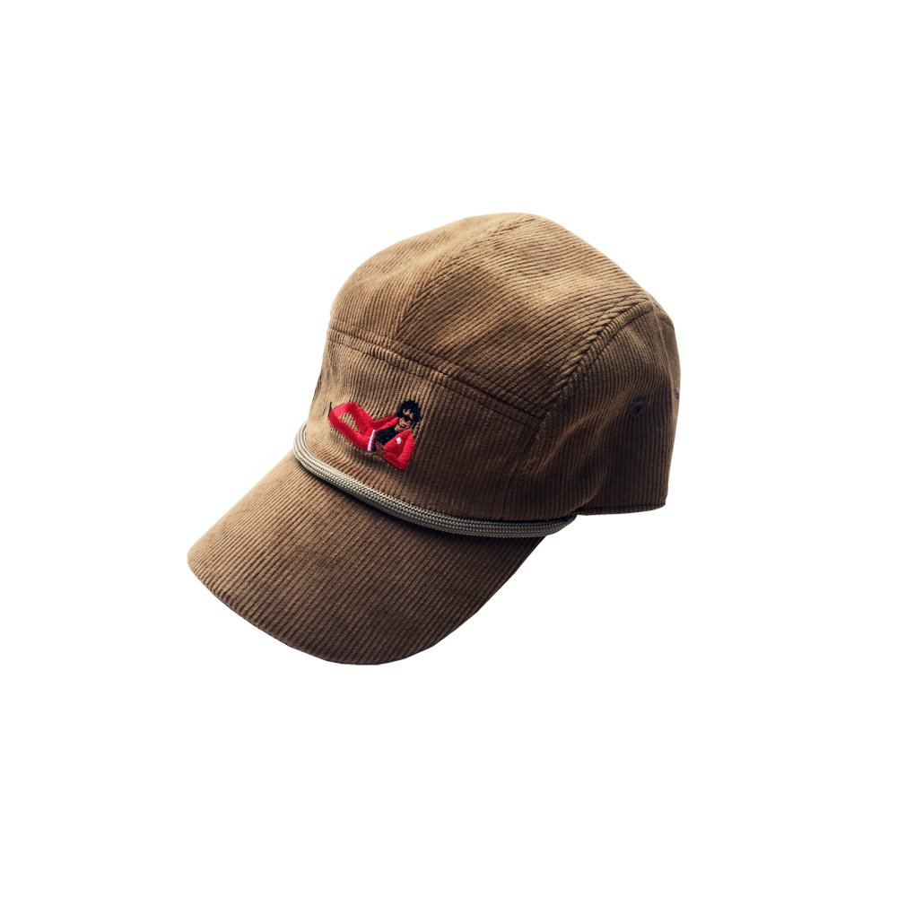 CHILL OUT MAN CAP Brown img