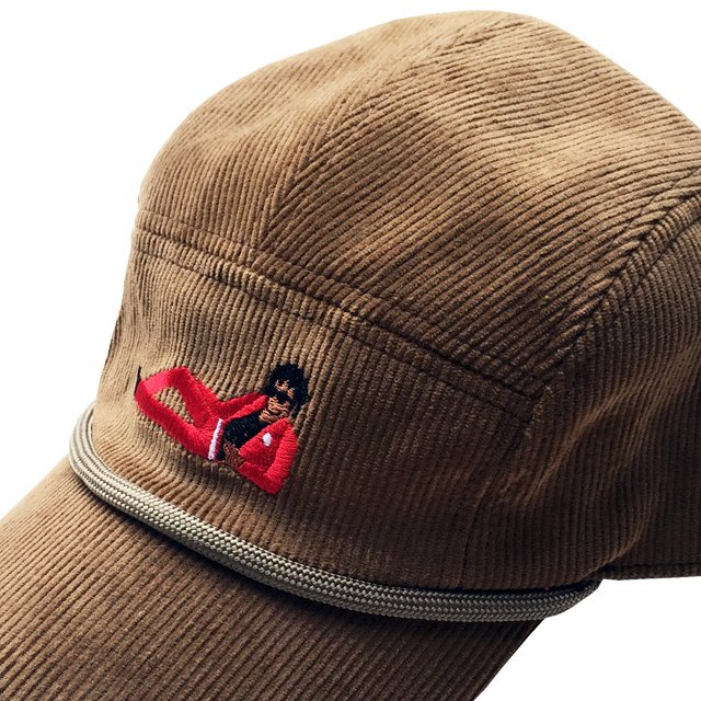 CHILL OUT MAN CAP Brown img1