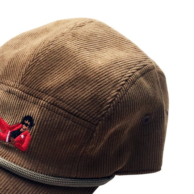 CHILL OUT MAN CAP Brown img2