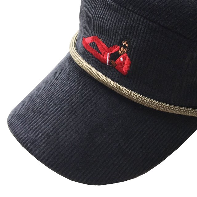 CHILL OUT MAN CAP Black img1