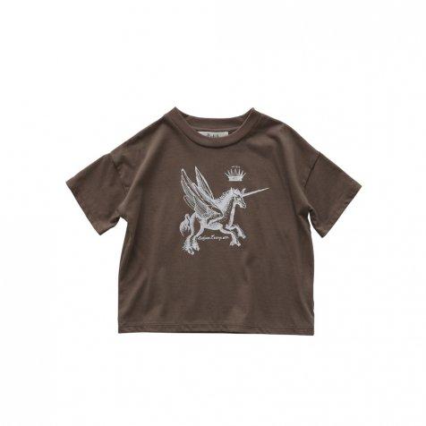 【1/28正午販売開始】PEGASUS Tee brown