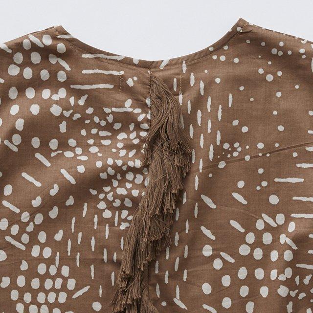 QiLin T shirts brown img3