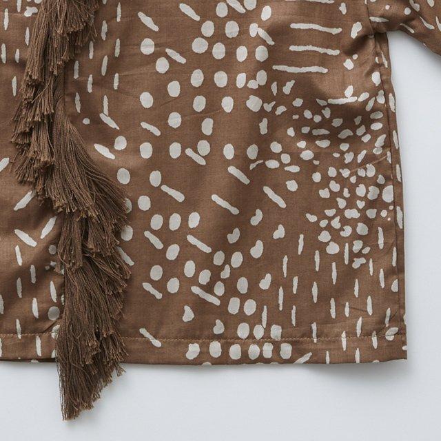 QiLin T shirts brown img4