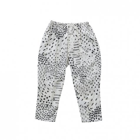QiLin Pants white