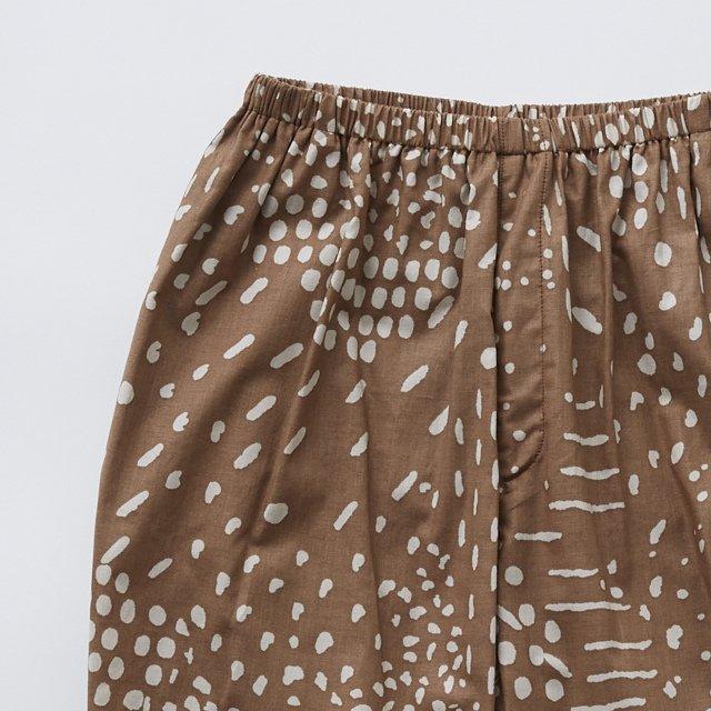 QiLin Pants brown img1