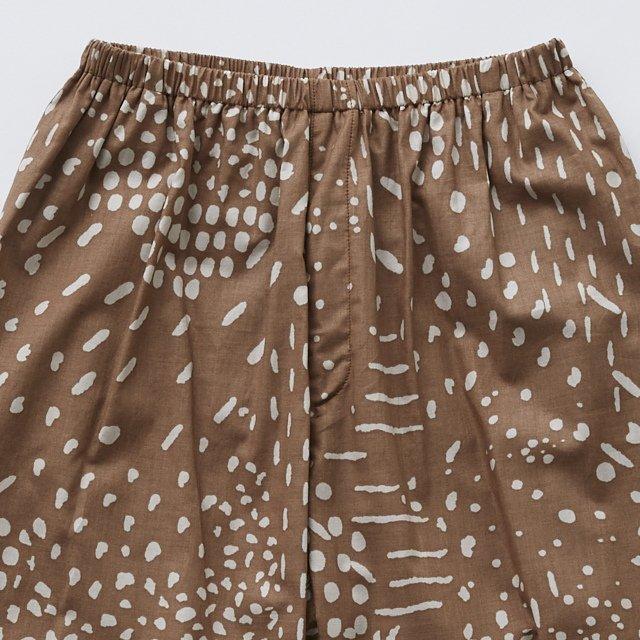 QiLin Pants brown img3