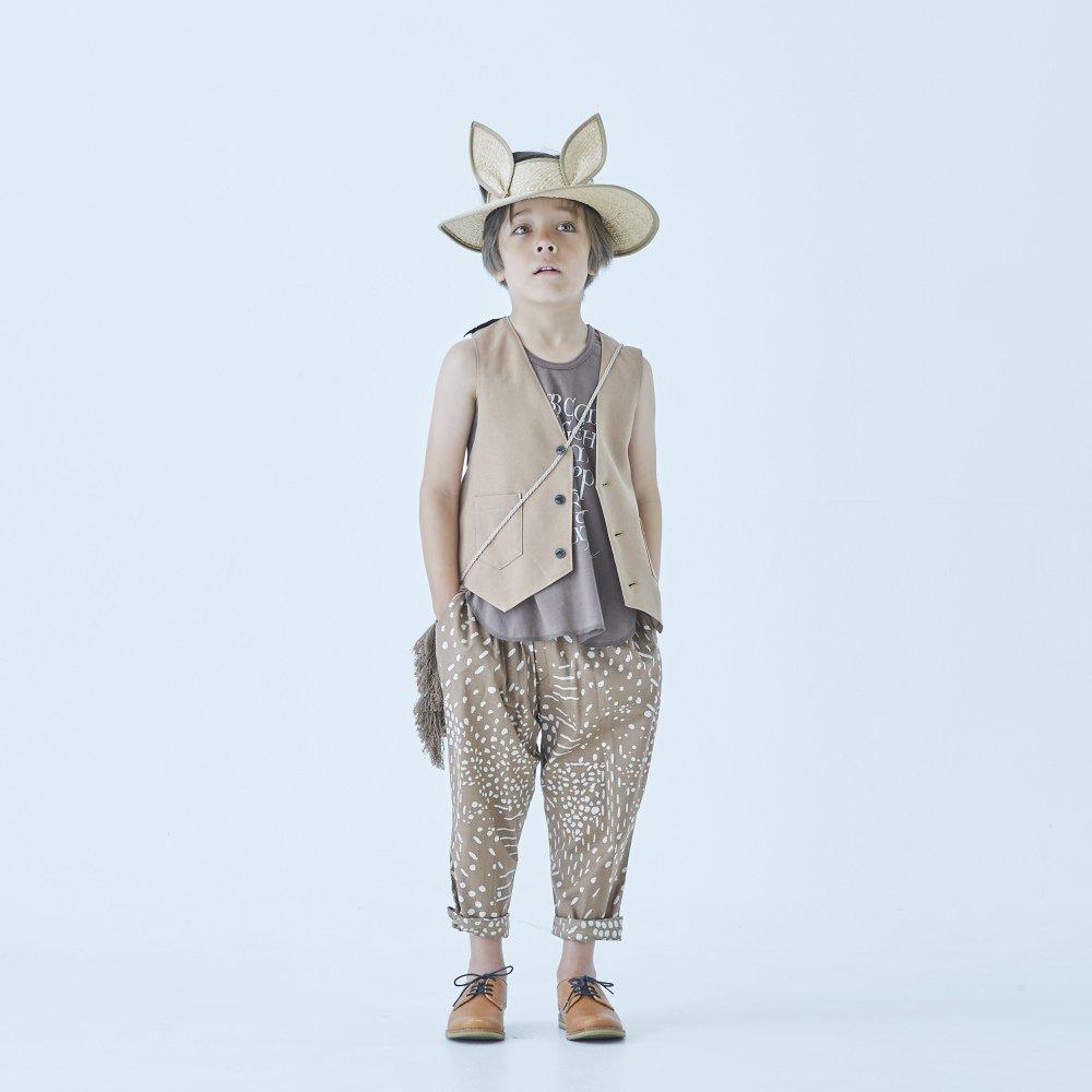 QiLin Pants brown img4