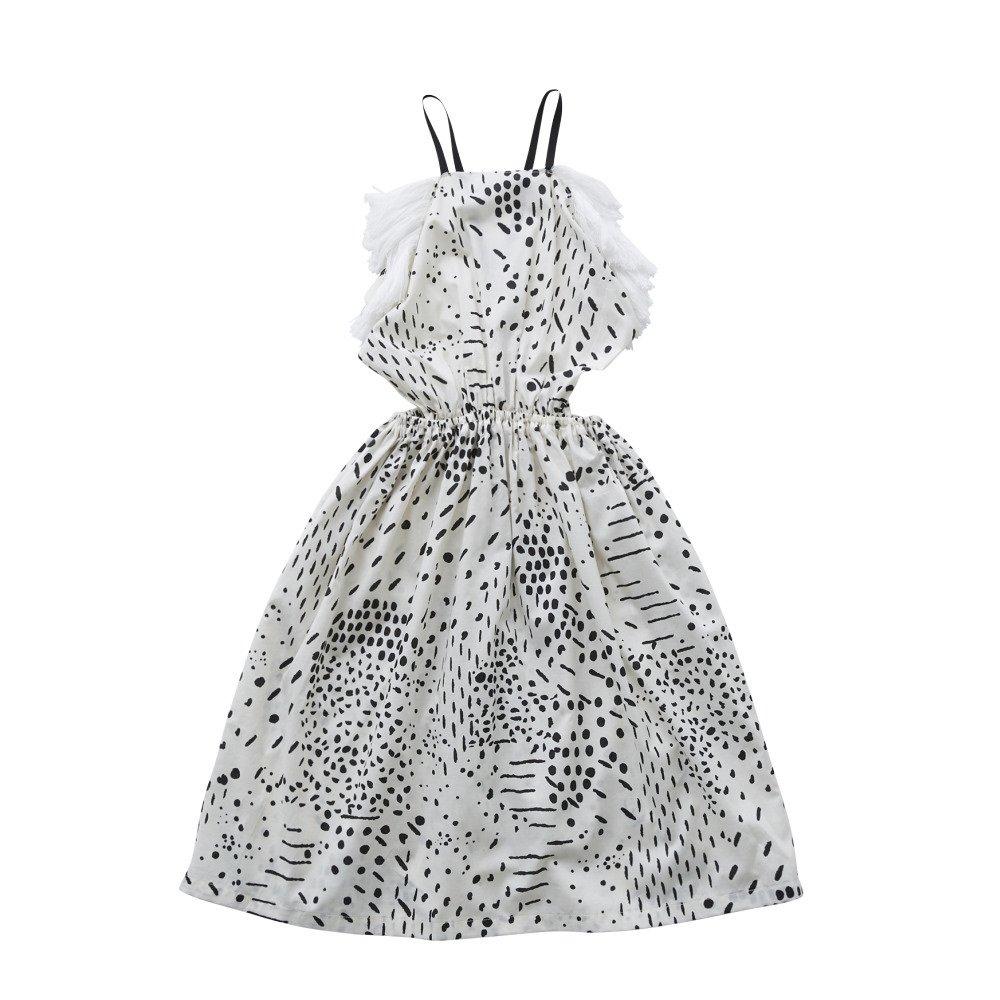 QiLin pinafore dress white img