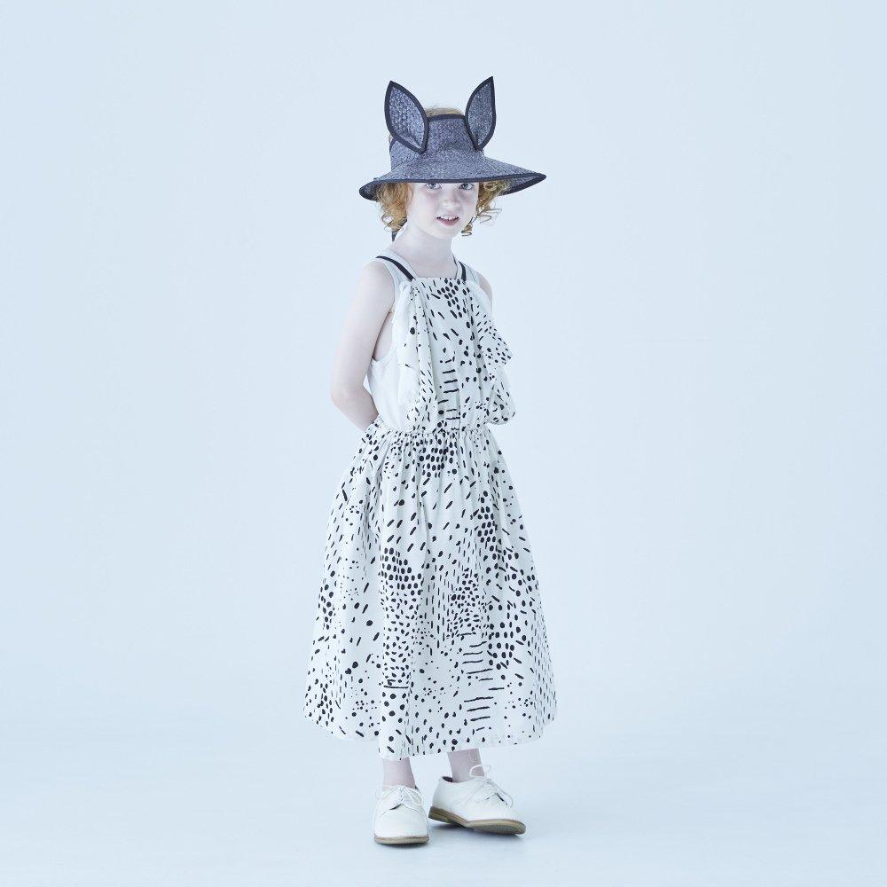 QiLin pinafore dress white img6