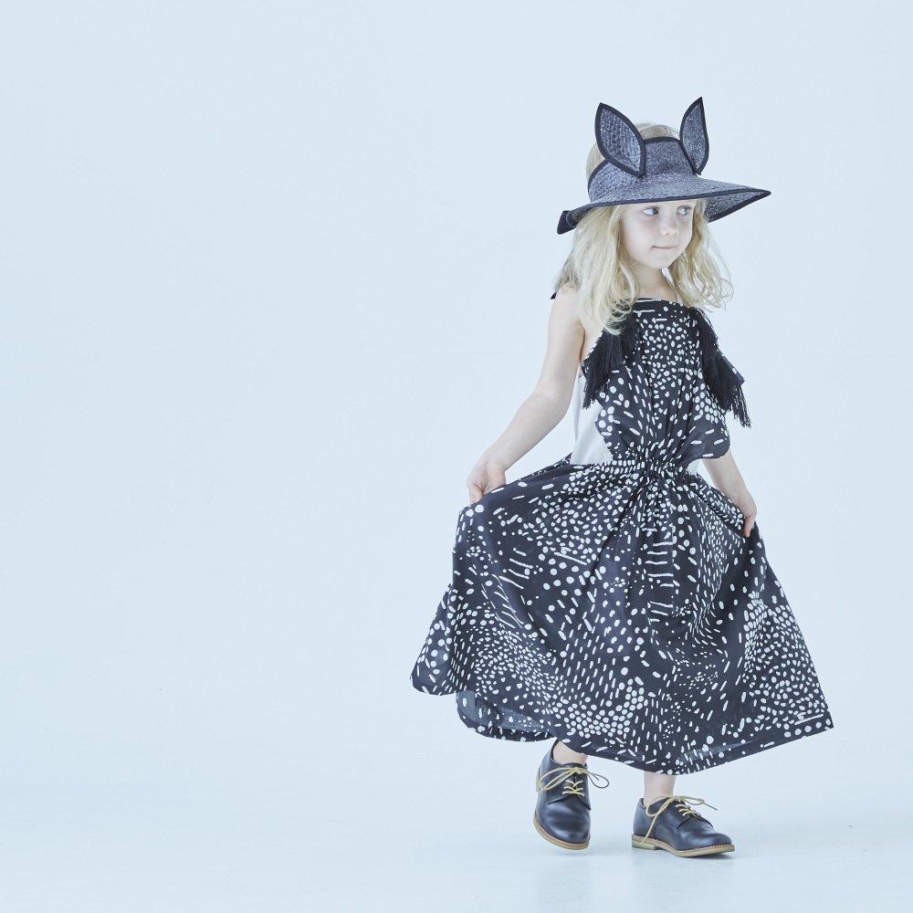 【20%OFF】QiLin pinafore dress black img4