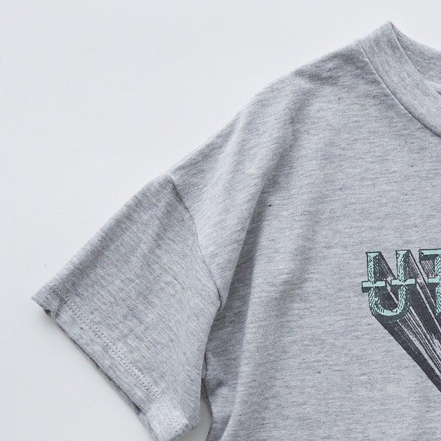 【20%OFF】UTOPIA Tee top gray img1