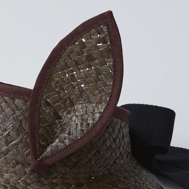 【20%OFF】Beast visor by CA4LA brown img1