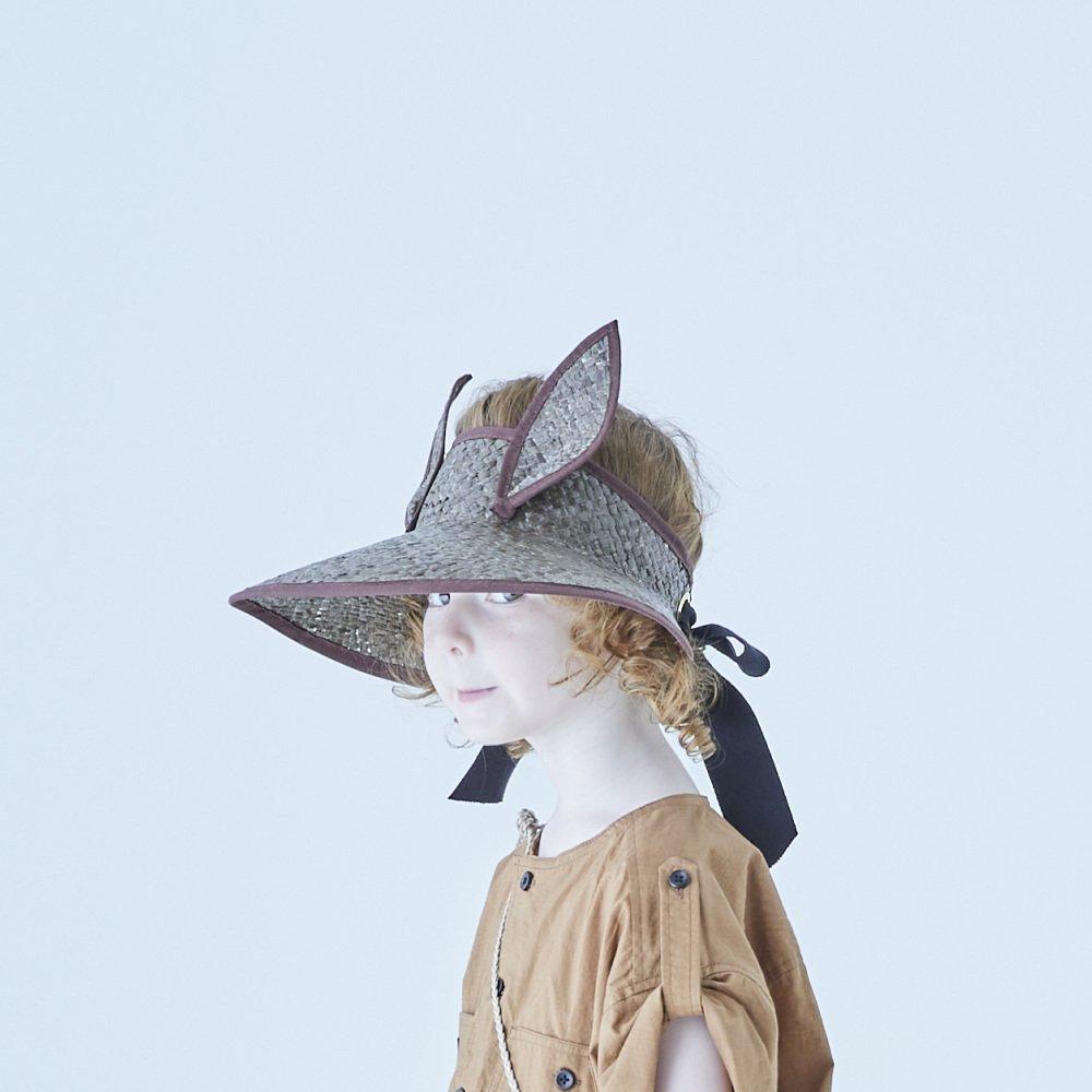 【20%OFF】Beast visor by CA4LA brown img5