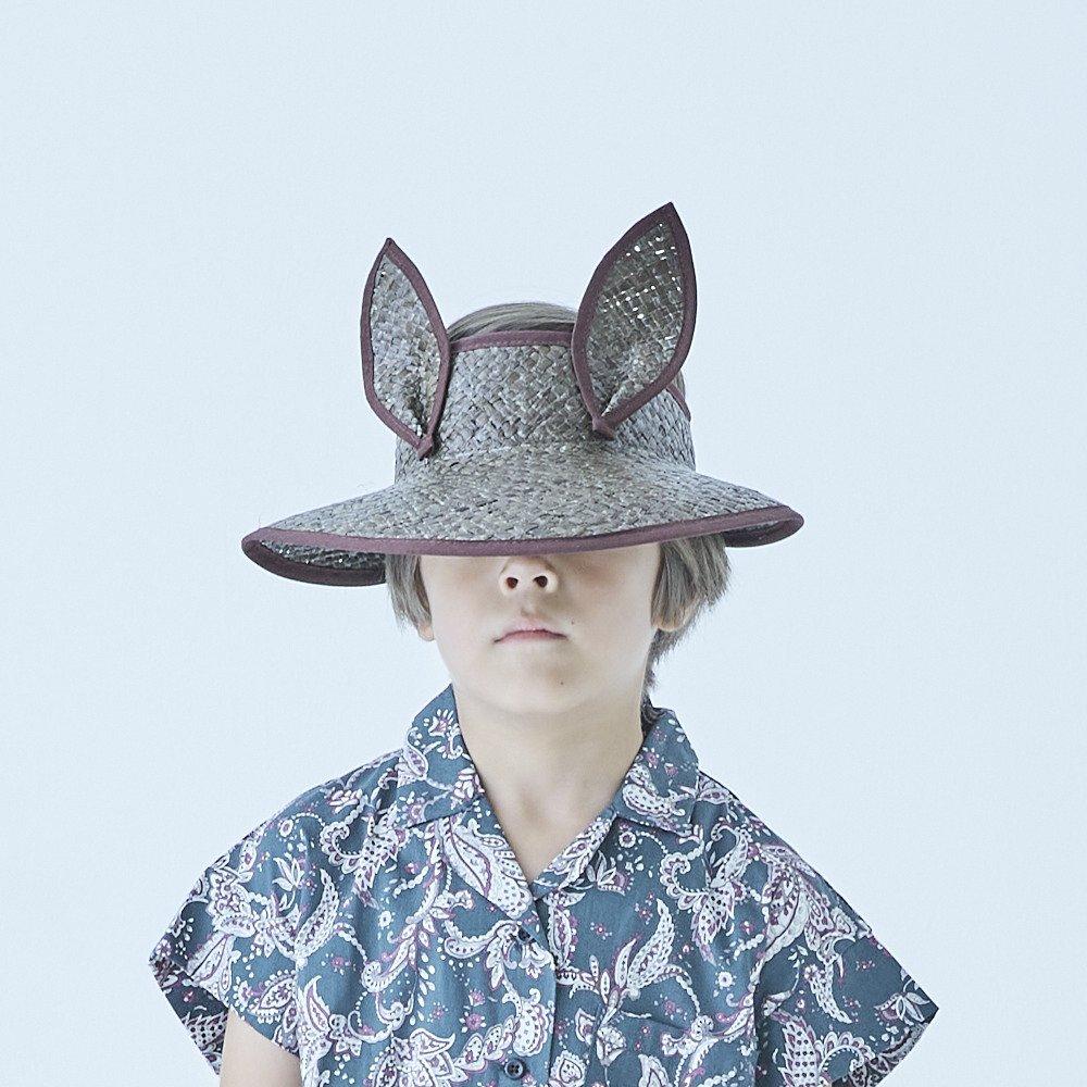 【20%OFF】Beast visor by CA4LA brown img6
