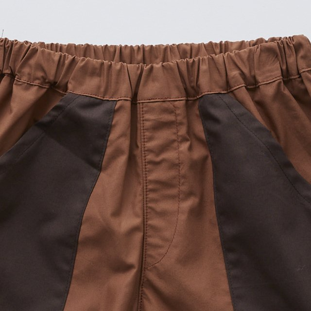 typwriter shorts brown img4