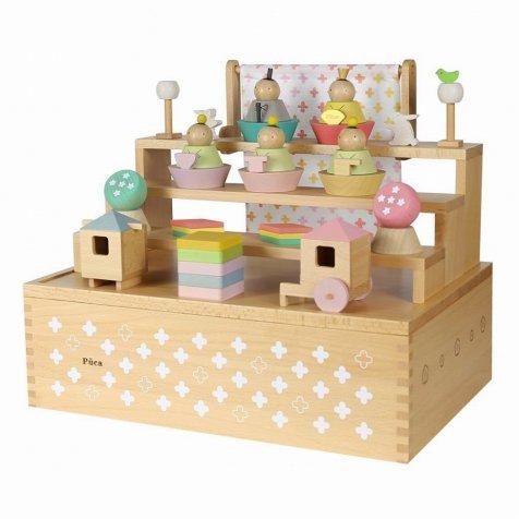 【ご予約受付中1月28日まで】hinaningyo HAKO(ひなにんぎょう)雛人形