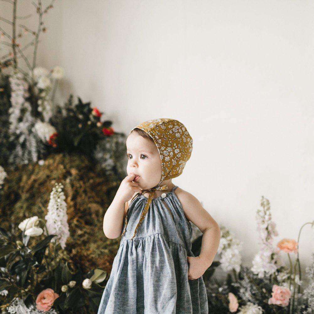 Floral Bonnet Buttercup img6