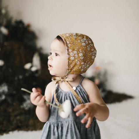 Floral Bonnet Buttercup