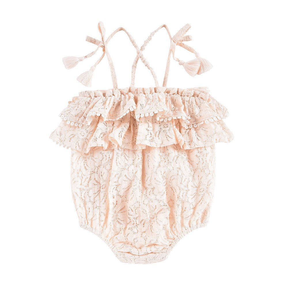 Rompers Kumal Blush Lace img5