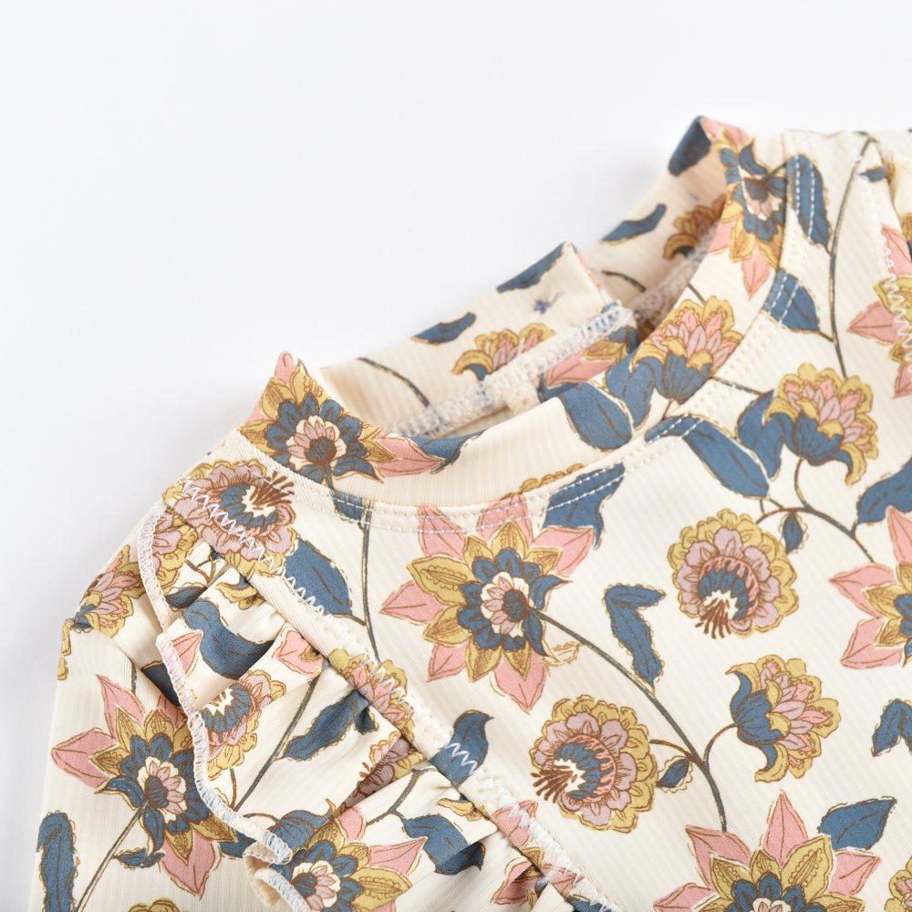 【20%OFF】UV Protective Set Toluca Cream Flowers img2
