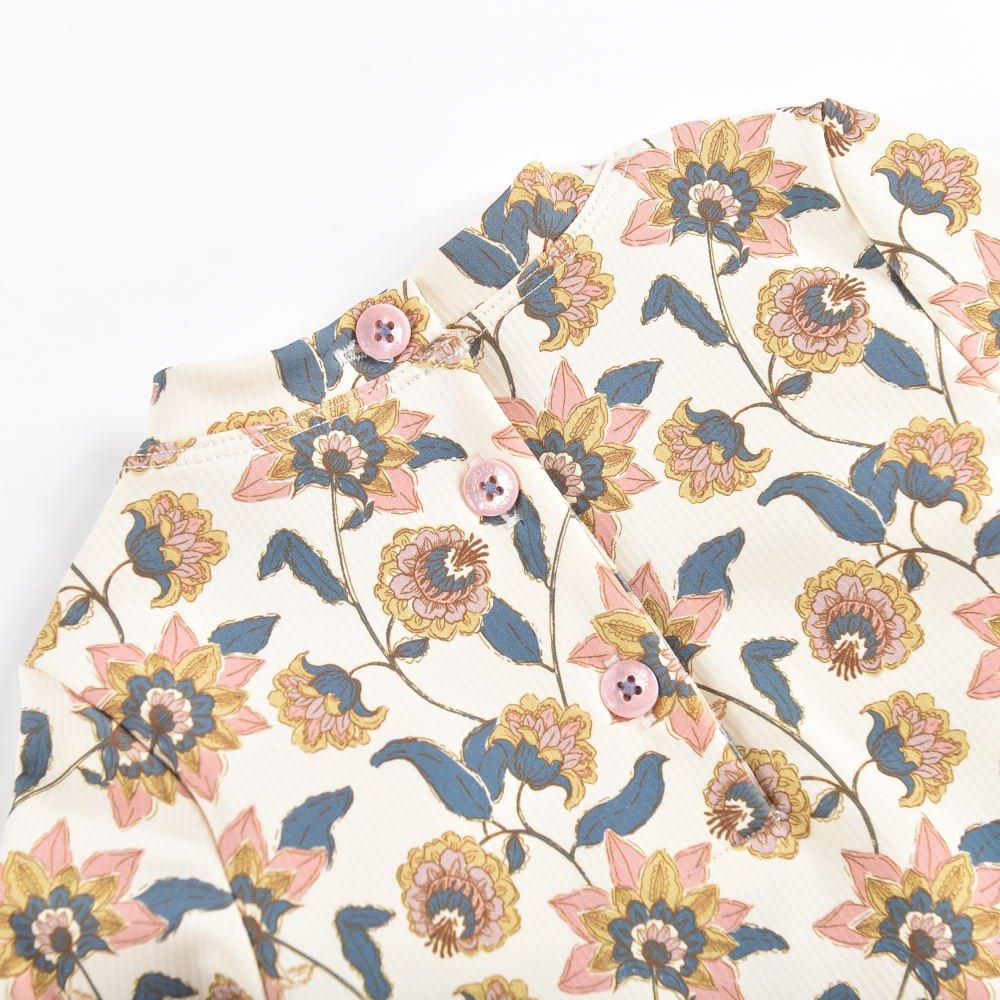 【20%OFF】UV Protective Set Toluca Cream Flowers img3