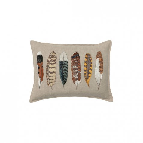 Medium Feathers Pillow (Cover Only)