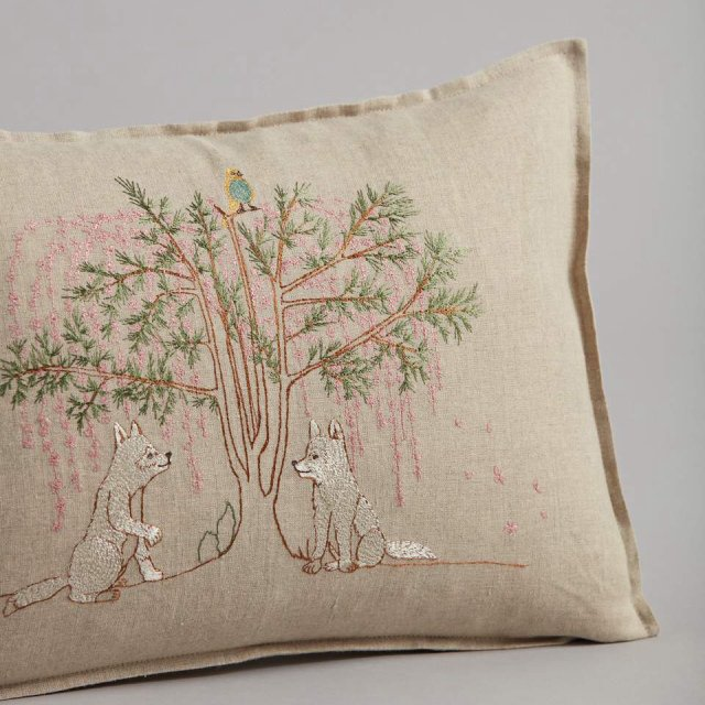 Friendship Tree Pillow (Cover Only) img1