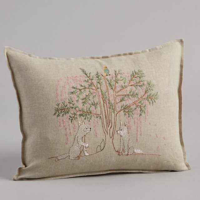 Friendship Tree Pillow (Cover Only) img3