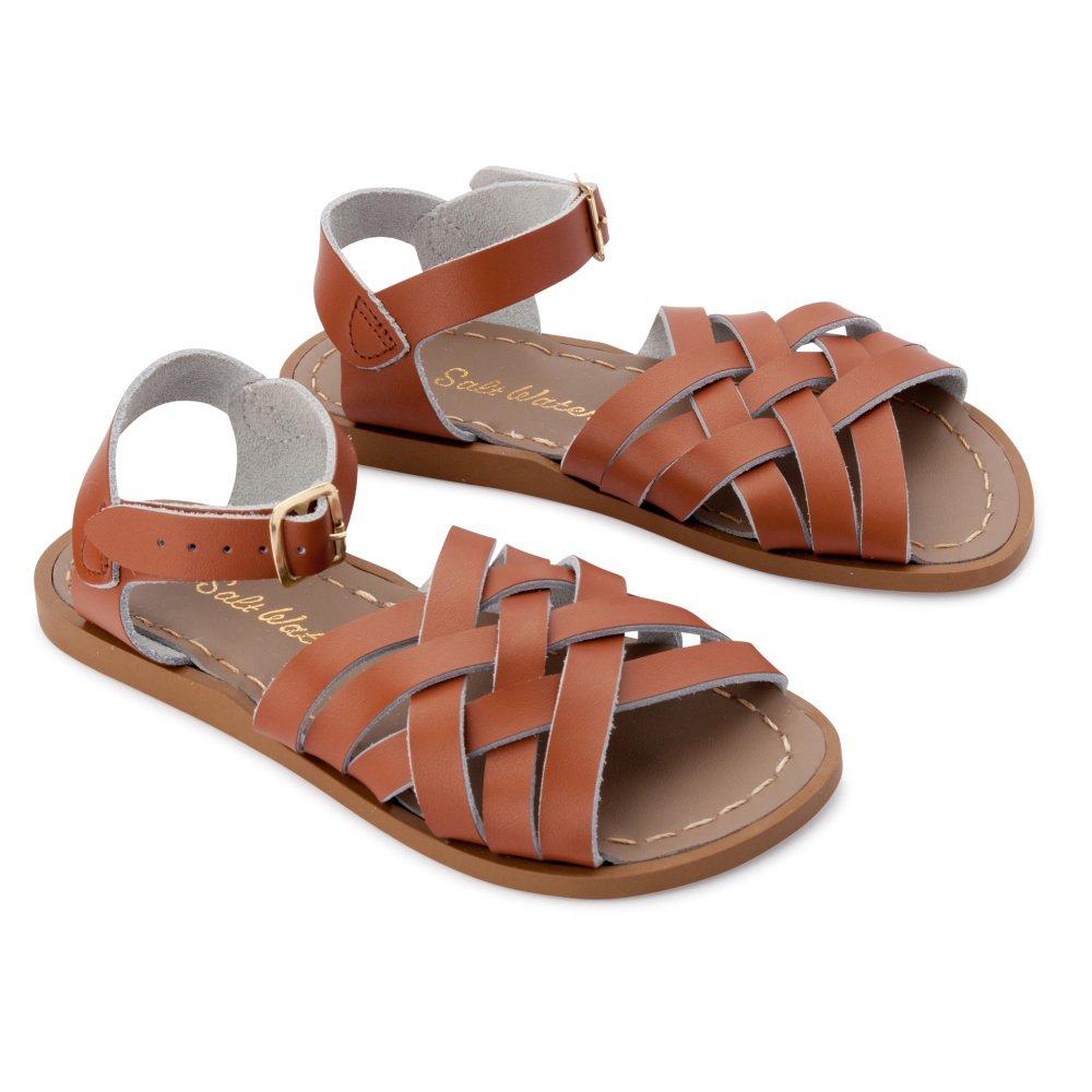 Sandal - The Retro Tan img1