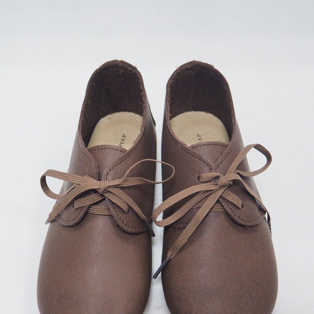 Kutack Shoes BROWN img2